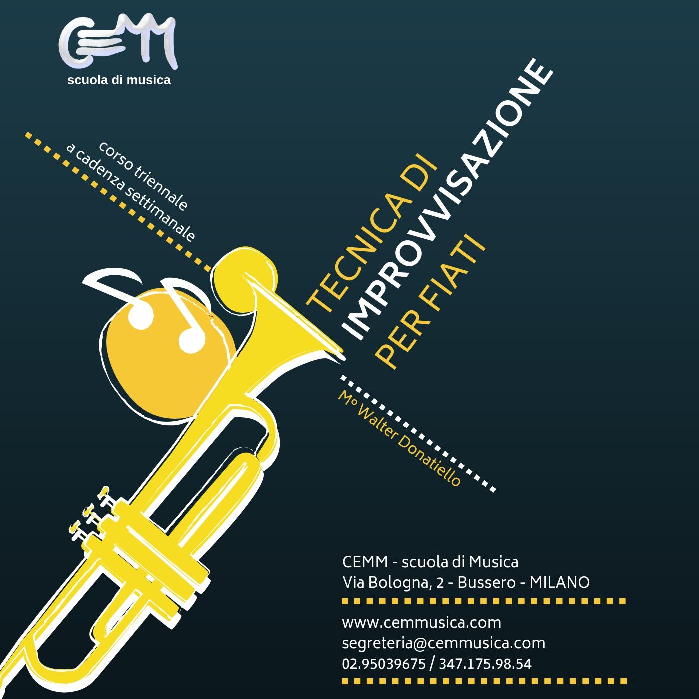sax, tromba, trombone, clarinetto, improvvisazione, jazz