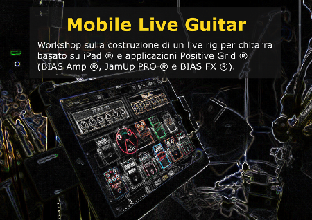 Guitar Workshop Mobile Live