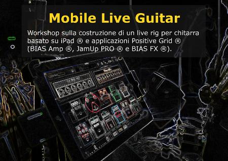Guitar Workshop Mobile Live