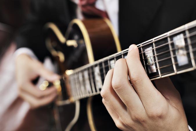 chitarra-jazz