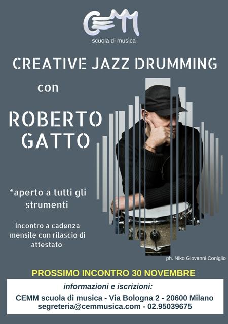 Corso di specializzazione con Roberto Gatto