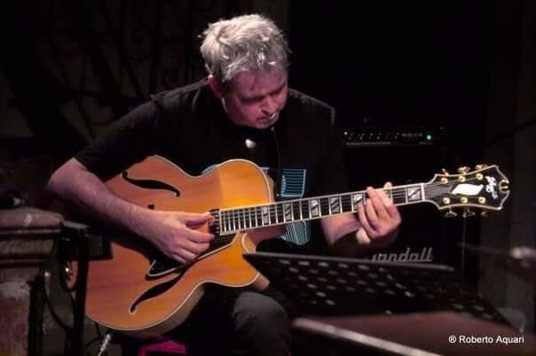 Chitarra jazz - Walter Donatiello