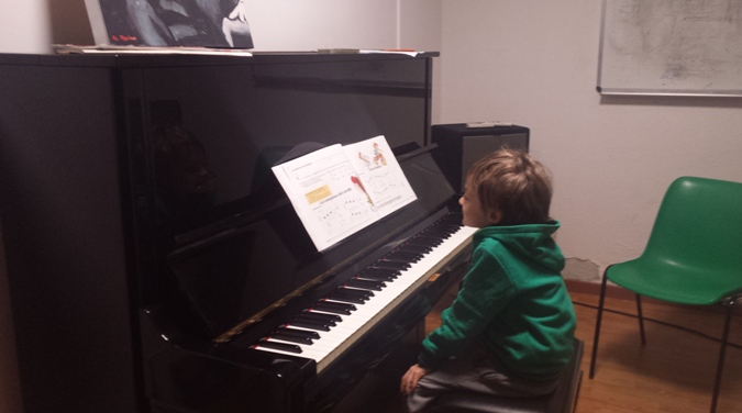 junior music school